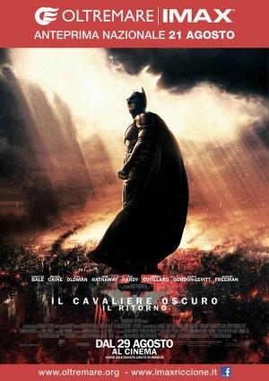 Batman: El caballero de la noche asciende 600x848