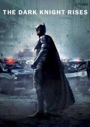 Batman: El caballero de la noche asciende 352x500
