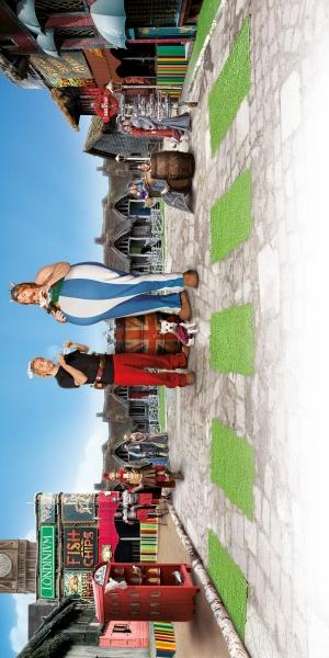Asterix & Obelix - Im Auftrag Ihrer Majestät 2500x5000