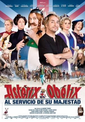 Asterix & Obelix - Im Auftrag Ihrer Majestät 1189x1701