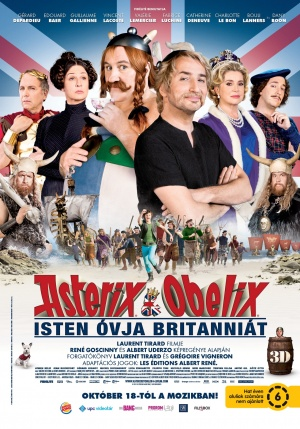 Asterix & Obelix - Im Auftrag Ihrer Majestät 1120x1600