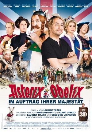Asterix & Obelix - Im Auftrag Ihrer Majestät 2100x3000