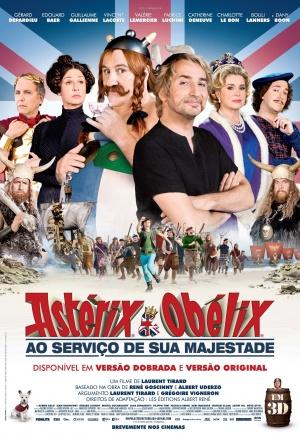 Asterix & Obelix - Im Auftrag Ihrer Majestät 1414x2048