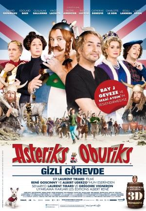 Asterix & Obelix - Im Auftrag Ihrer Majestät 1575x2279