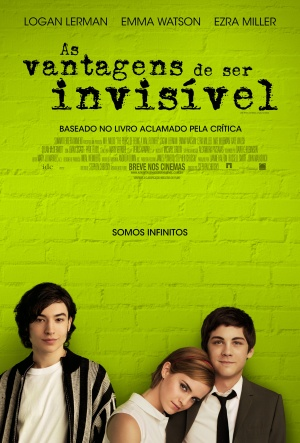 The Perks of Being a Wallflower 3386x5000
