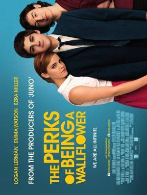 The Perks of Being a Wallflower 3774x5000