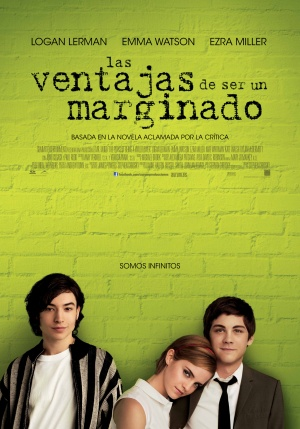 The Perks of Being a Wallflower 2480x3543