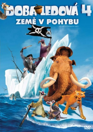 Ice Age 4 - Voll verschoben 700x991