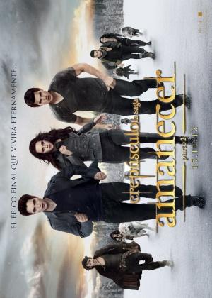 The Twilight Saga: Breaking Dawn - Part 2 3572x5000