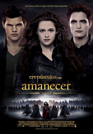 The Twilight Saga: Breaking Dawn - Part 2 1200x1715