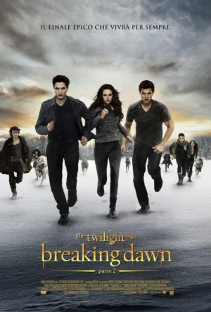 The Twilight Saga: Breaking Dawn - Part 2 649x960