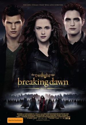 The Twilight Saga: Breaking Dawn - Part 2 662x960