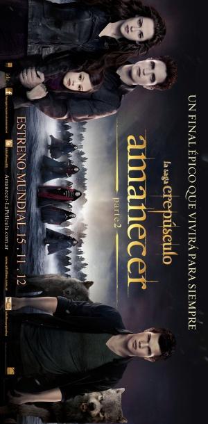 The Twilight Saga: Breaking Dawn - Part 2 2458x5000