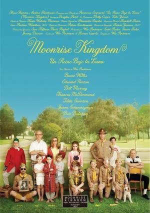 Moonrise Kingdom - Una fuga d'amore 1441x2047