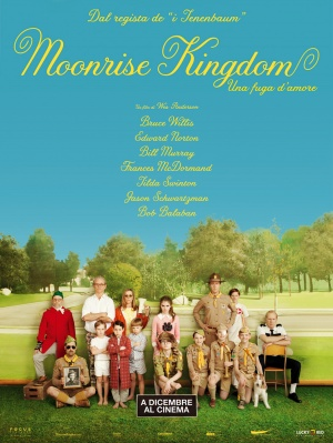 Moonrise Kingdom - Una fuga d'amore 1052x1400