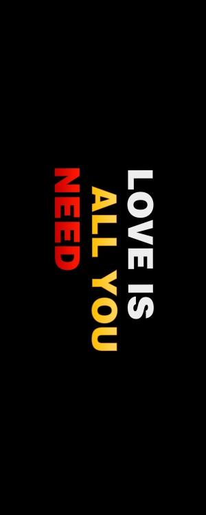 Csak a szerelem számít 2000x5000