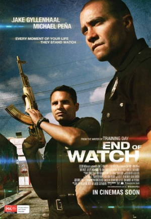 End of Watch 334x485