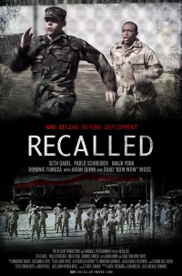 Recalled poster