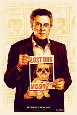 Seven Psychopaths 503x755
