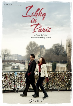 Ishkq in Paris Poster
