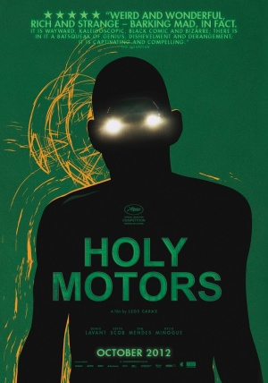 Holy Motors 993x1418