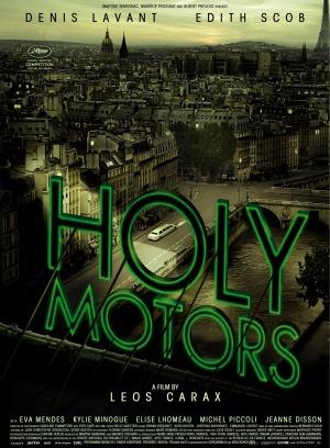 Holy Motors 2840x3859
