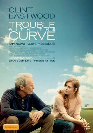 Trouble with the Curve 600x857