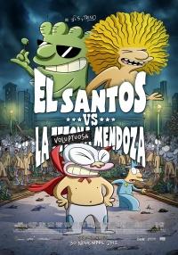 The Wild Adventures of El Santos poster