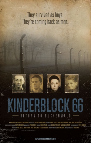 Kinderblock 66: Return to Buchenwald Poster