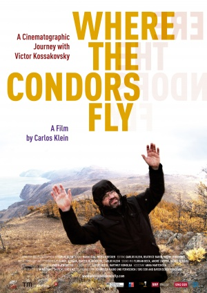 Where the Condors Fly Poster