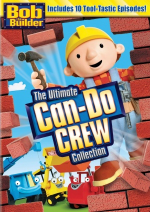 Bob the Builder: The Ultimate Can-Do Crew Cover