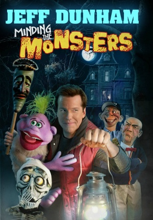 Jeff Dunham: Minding the Monsters Dvd cover