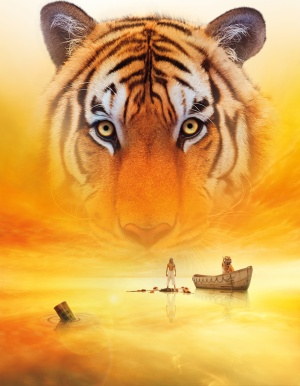 Life of Pi Key art