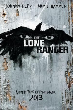 The Lone Ranger 3355x5000