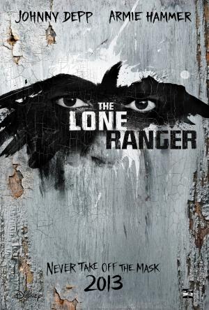 The Lone Ranger 864x1280