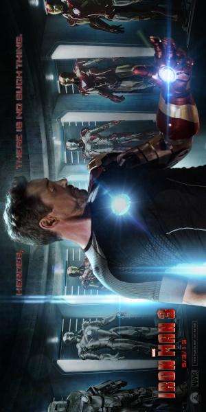Iron Man Three 640x1280