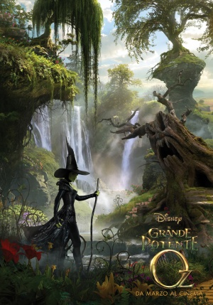 Oz the Great and Powerful 770x1100
