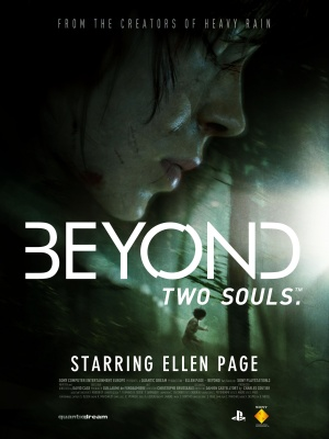 Beyond: Two Souls 3750x5000