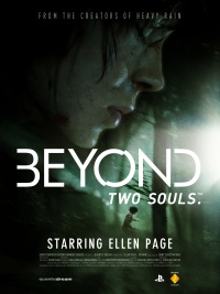 Beyond: Two Souls poster