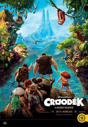 The Croods 700x1009