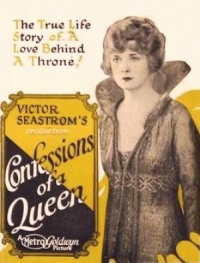 Confessions of a Queen poster