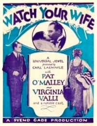 Watch Your Wife poster