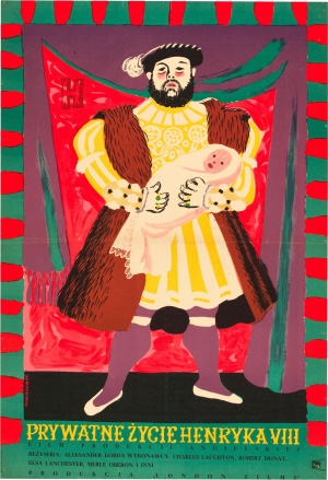 The Private Life of Henry VIII. 2050x3000