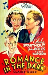 Romance in the Dark poster