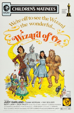 The Wizard of Oz 1923x2941