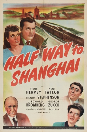 Half Way to Shanghai Poster