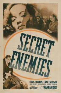 Secret Enemies poster