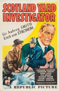 Scotland Yard Investigator poster