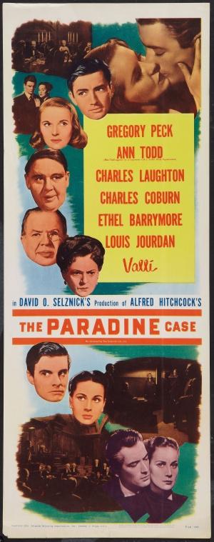 The Paradine Case 1186x3000