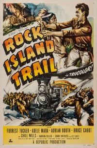 Rock Island Trail poster